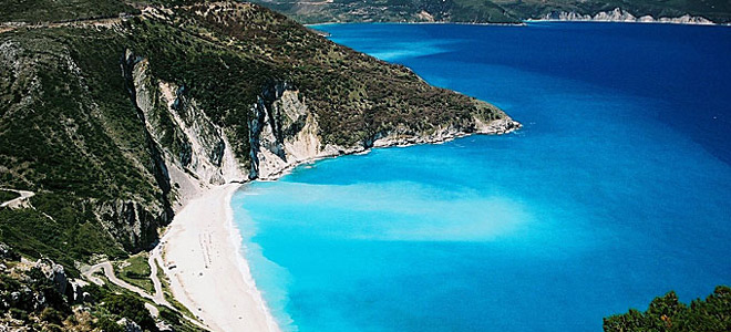 Kefalonia North (Myrtos beach, Assos & Fiscardo)